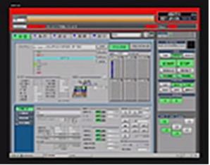 制御装置(PC)画面監視