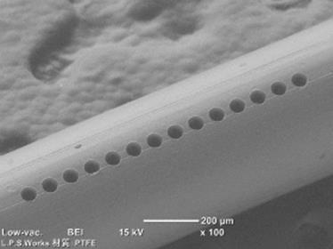 LM-ETFEチューブ(フッ素樹脂)4