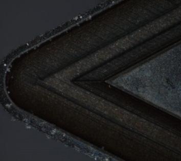 多結晶化ガラス サンプル1