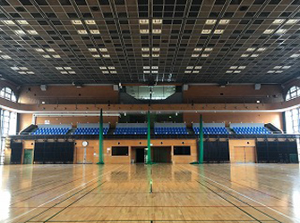 新宿区スポーツセンター(大体育室)