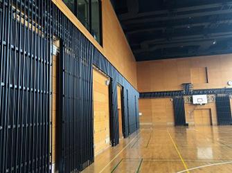 新宿区スポーツセンター(小体育室)
