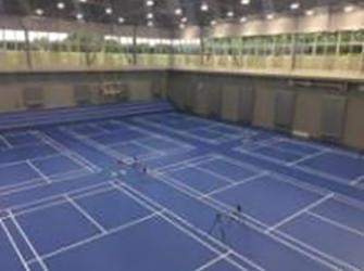 熊本県 再春館製作所体育館