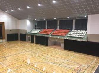 福岡県 芦屋町総合体育館メインアリーナ