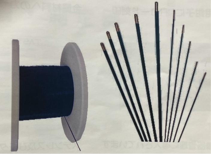 フッ素樹脂コーティング サンプル1