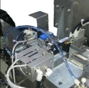 極細線テーパ加工機